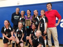2015 6th Grade Girls Futsal Champions